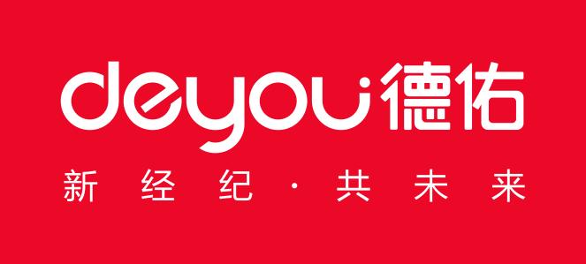 德佑(天津)房地�a��o服�沼邢薰�司logo
