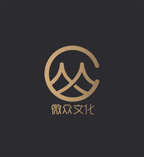 �V州微�文化�鞑ビ邢薰�司logo