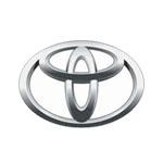 �V汽�S田汽�有限公司(toyota)logo