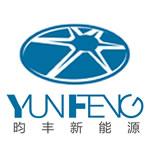 浙江昀�S新能源科技有限公司logo