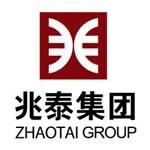 北京兆泰置地(集�F)股份有限公司logo