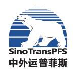 中外运普菲斯冷链物流有限公司logo