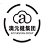 澳元健集团logo