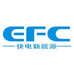 杭州快电新能源科技有限公司logo