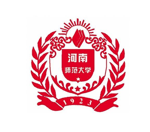 河南师范大学校徽图标