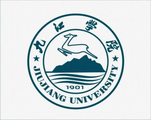 九江学院校徽