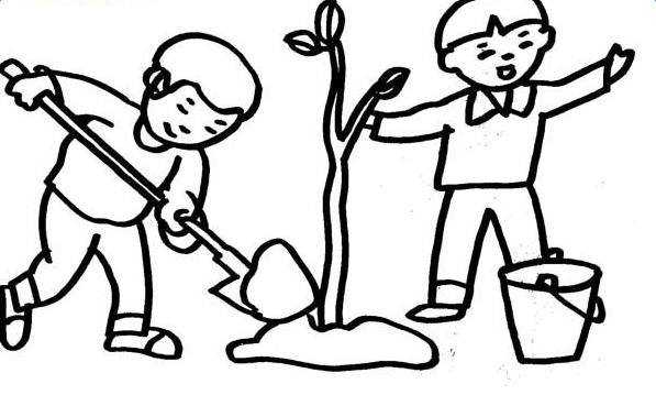 植树节是为了动员全民植树而规定的节日。中国的植树节开始时是为纪念孙中山先生逝世,1979年2月23日,中国第五届全国人大常务委员会第六次会议决定,仍以3月12日为中国的植树节,以鼓励全国各族人民植树造林,绿化祖国,改善环境,造福子孙后代。下面是YJBYS小编为大家搜集的植树节简笔画图片,欢迎阅读。