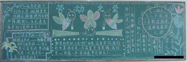 中餐黑板设计图