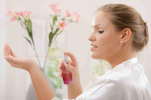 十大香水使用方法