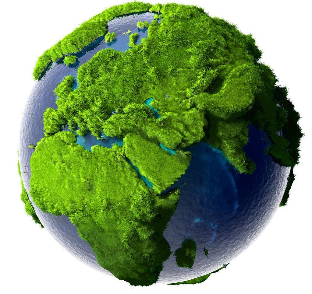 地球陆地面积30年来增加近6万平方公里