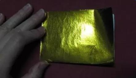 金元宝是怎么叠的