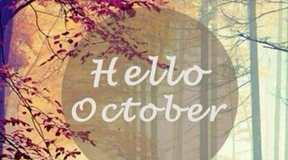 再见九月你好十月图片_九月,再见,十月,你好!励志句子