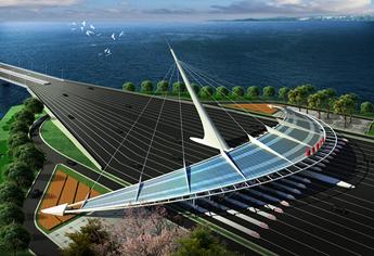 港珠澳大桥图片大全