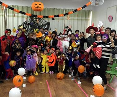 幼儿园万圣节狂欢活动策划方案