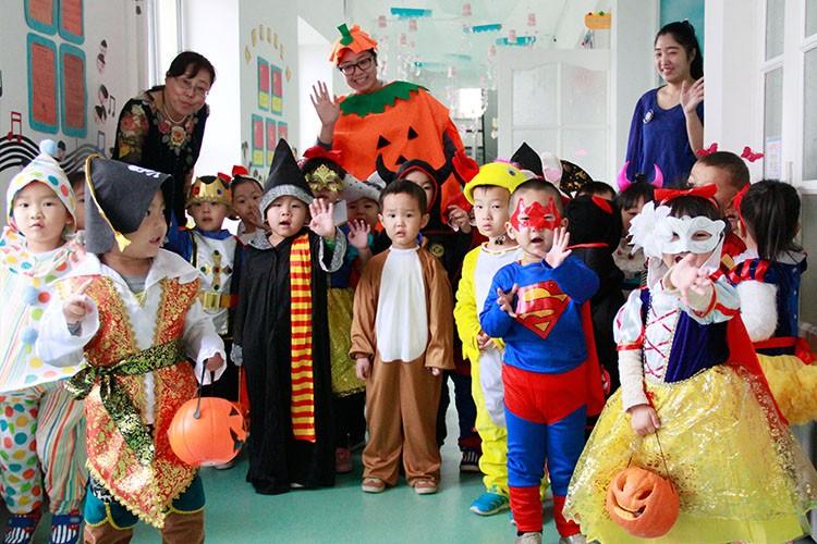 幼儿园万圣节活动方案