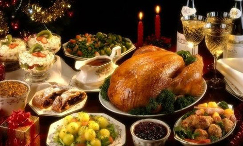 感恩节美食大全