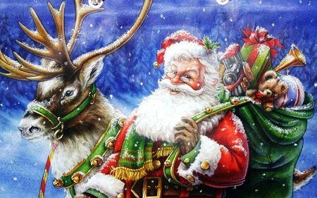 圣诞老人真的存在吗