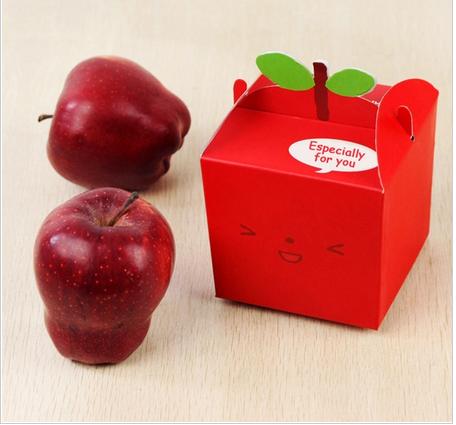 平安夜苹果包装