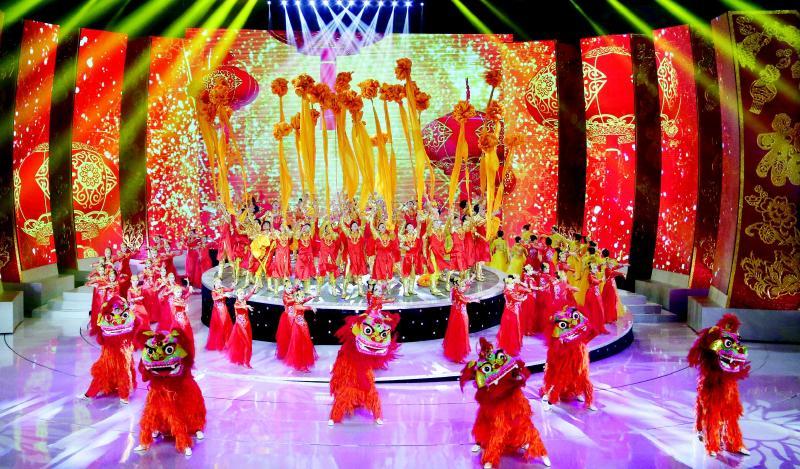 2017年春节联欢晚会节目单时间表:   首播时间: 2017年1月27日图片