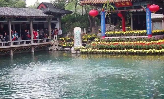 济南旅游景点大全图片