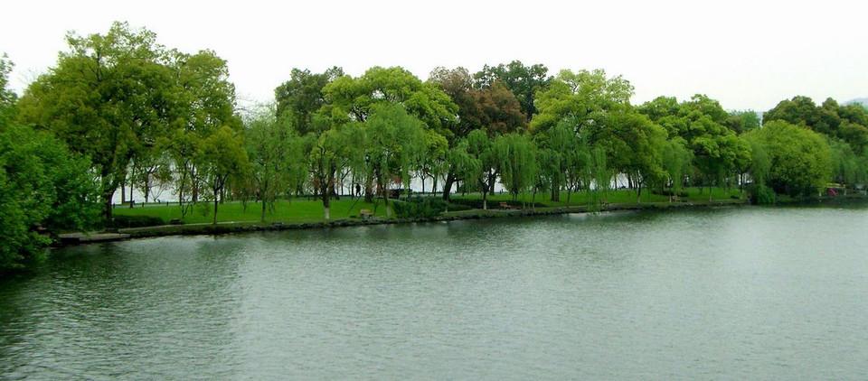 形容西湖的诗句