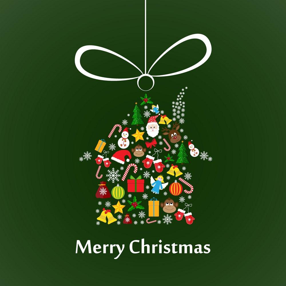 圣诞节贺卡上写祝福语应该写什么?