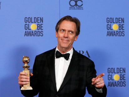 汤姆/当地时间2017年1月8日,第74届美国电影电视金球奖颁奖礼举行...