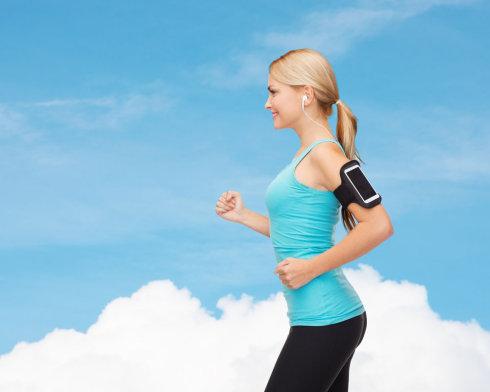 跑步减肥的正确方法如下