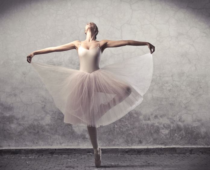 芭蕾压腿的正确方法图解