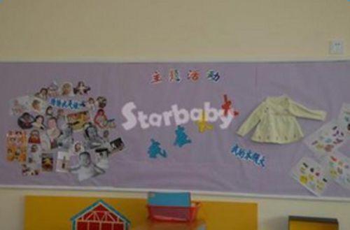 幼儿园教室布置图片主题墙