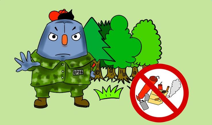 2017森林防火标语精选