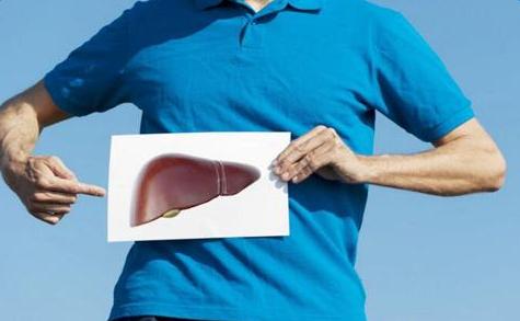 肝功能异常的表现