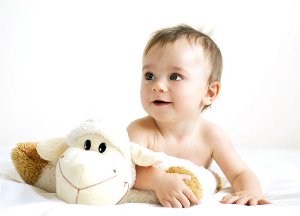 四个月的宝宝发育标准