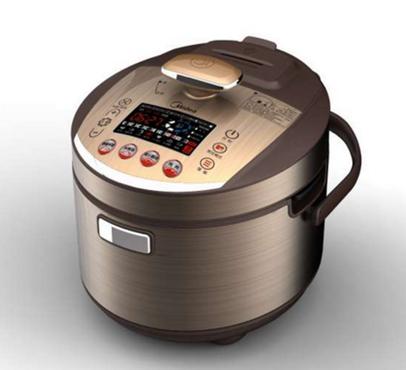 美的电高压锅使用方法