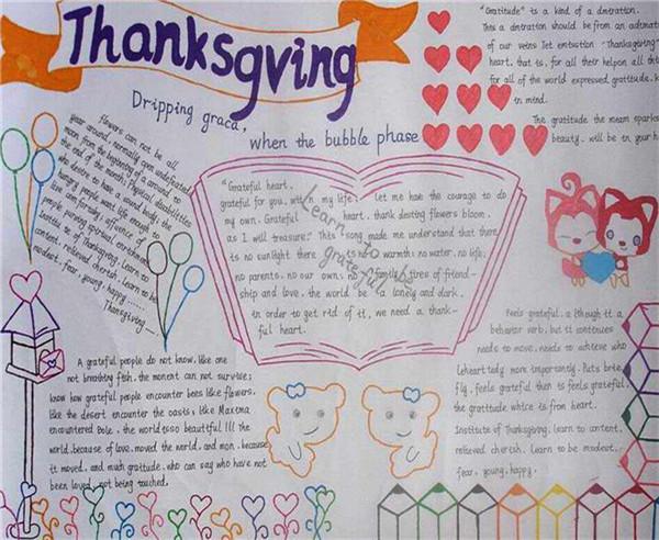 英语手抄报图片简单又漂亮六年级 英语手抄报内容资料大全图片