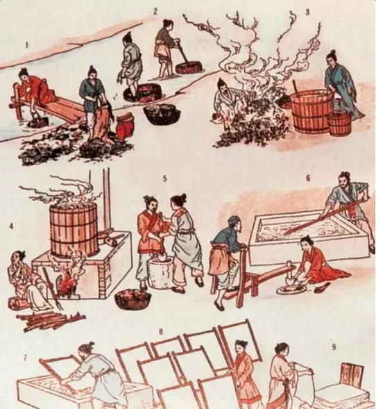 四大发明是什么_中国古代另类恶心的四大发明