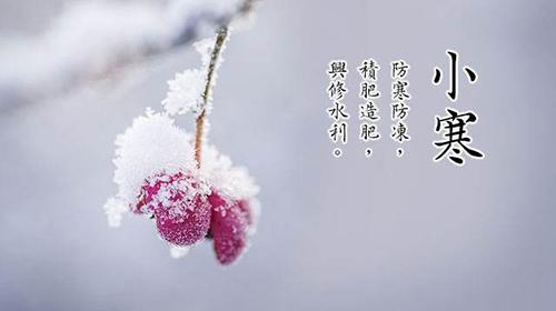 关于小寒节气的习俗