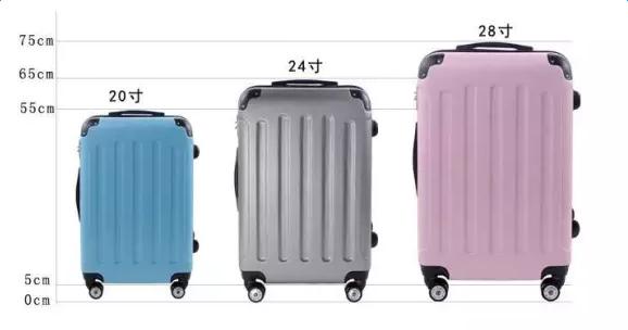 登机箱尺寸新规定2017_2017全球航空公司行李限额最新