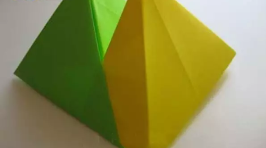 端午节手工纸粽子步骤