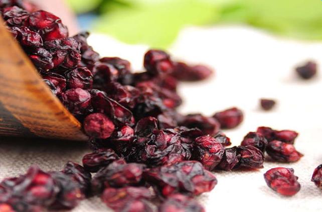 五味子的作用与功效 五味子的副作用