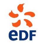 法国电力logo