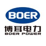 博耳电力logo